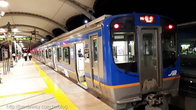 仙台機場空港線