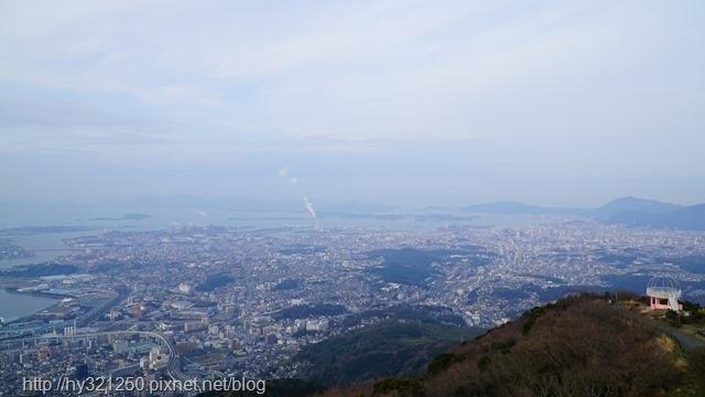 皿倉山百億夜景