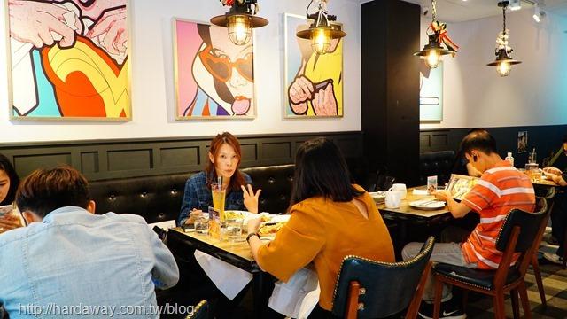 歐維聚義式複合式餐廳