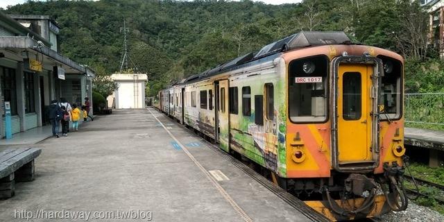 台鐵內灣線