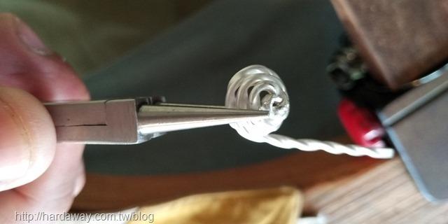 虎帽金工銀飾DIY