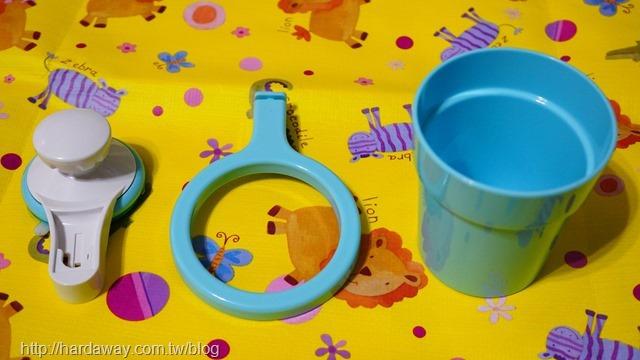 BELLA漱口杯與杯架