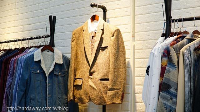 Golden Age男性服飾