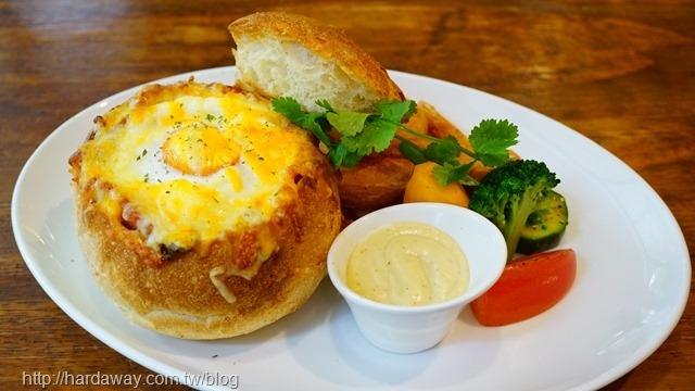 火山早午餐