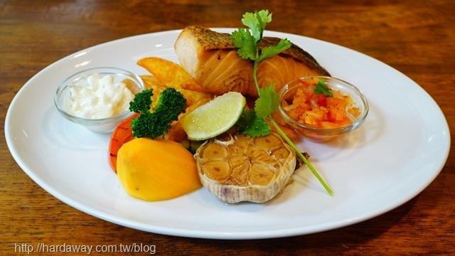 香煎鮭魚菲力
