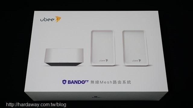 BANDOTT無線Mesh路由系統