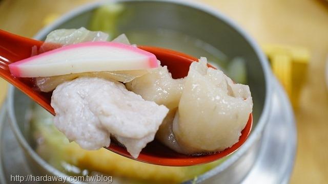 小二月海鮮飯湯