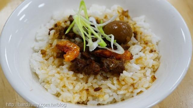 鮪魚肉燥飯