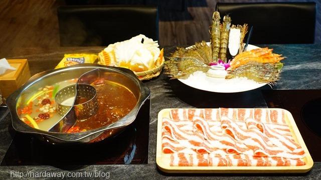海老蝦盛合雙人套餐