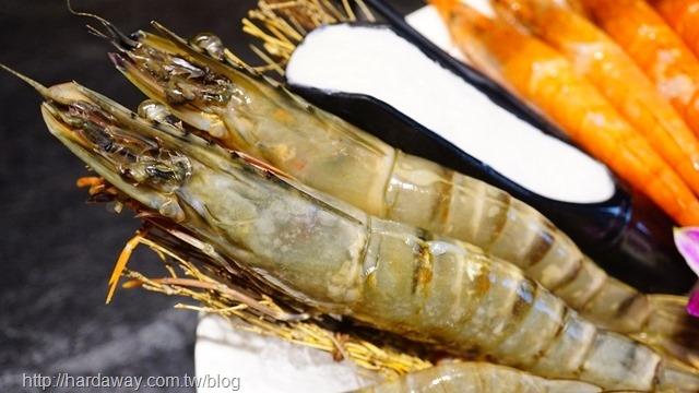 新鮮海老蝦