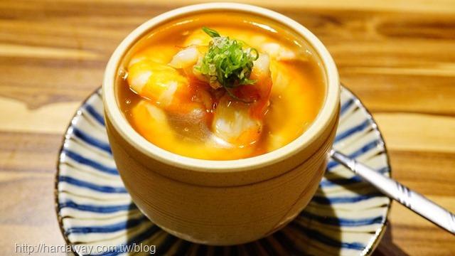 蝦蝦蟹蟹茶碗蒸