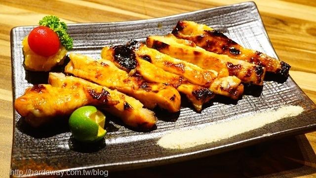 雞腿排醬燒