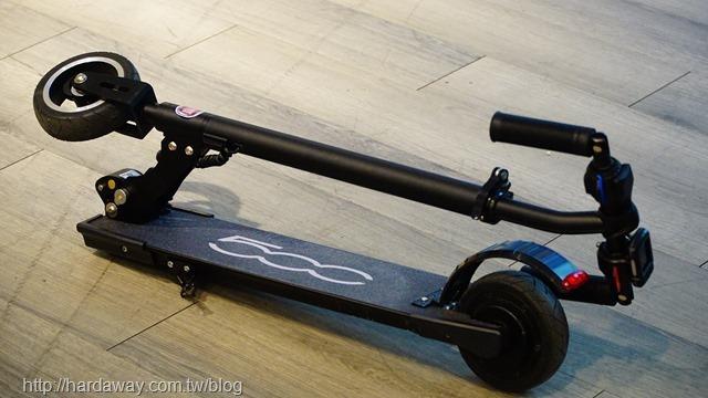 折疊電動滑板車