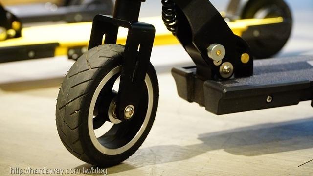 FIAT500電動滑板車