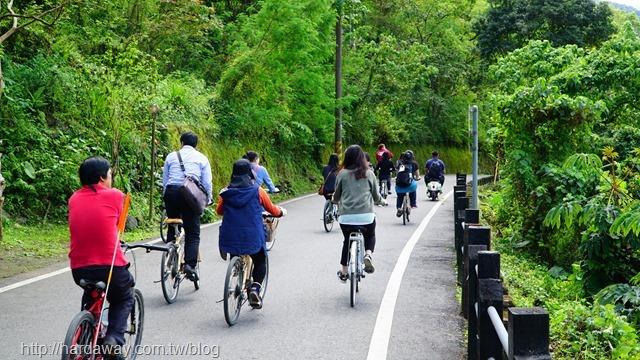 自行車遊鯉魚潭