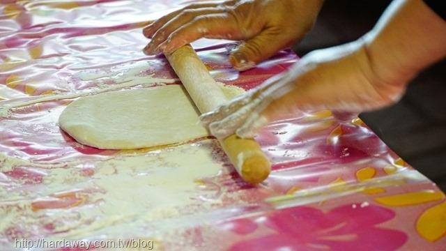 花蓮DIY手工柴燒窯烤披薩