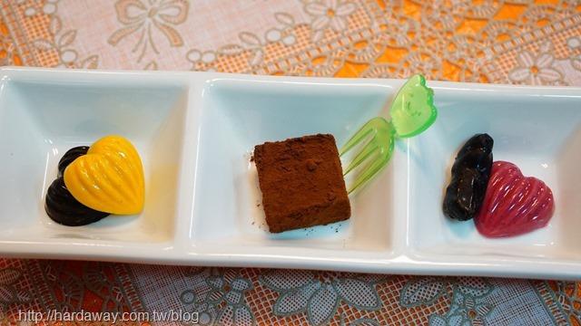 巧克愛手工巧克力