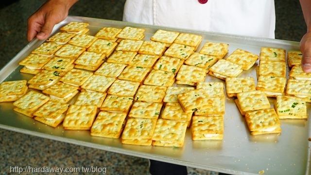 萬客香牛軋餅