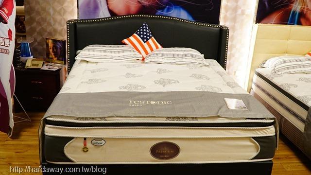 美國蕾絲床墊璀璨之星床墊