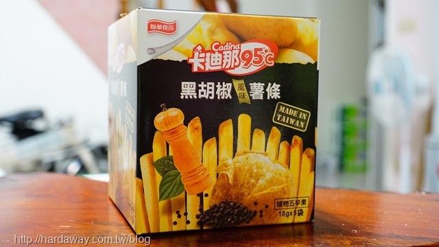北海道風味薯條黑胡椒風味