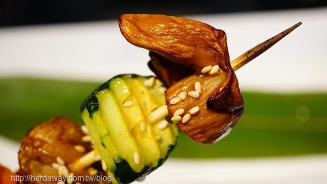 日式燒烤串