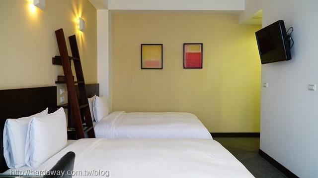 杜樂麗豪華雙床房