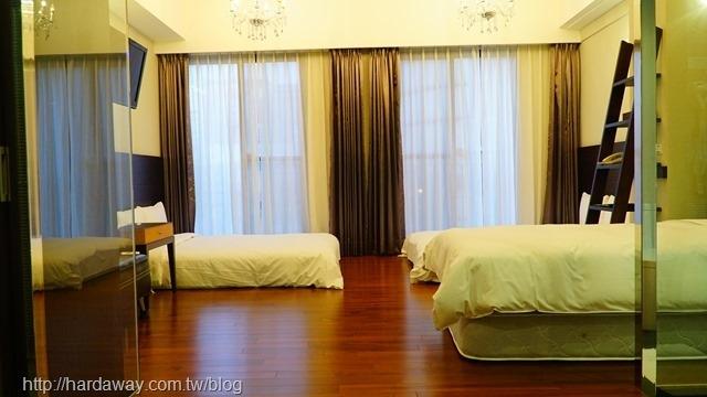 新宿和式五人房
