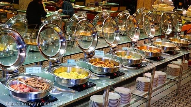 麗翔酒店花蓮館早餐