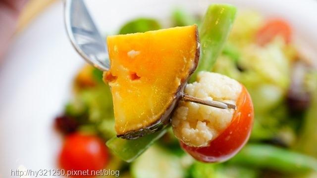 大蔬經典沙拉