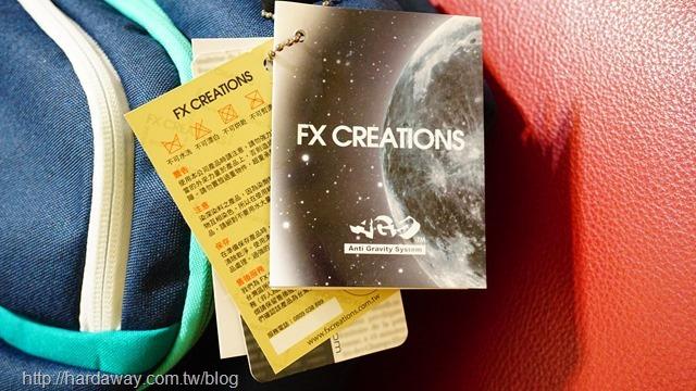 FX Creations FTX賽車後背包