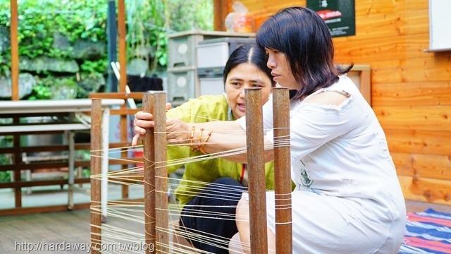 泰雅族傳統編織