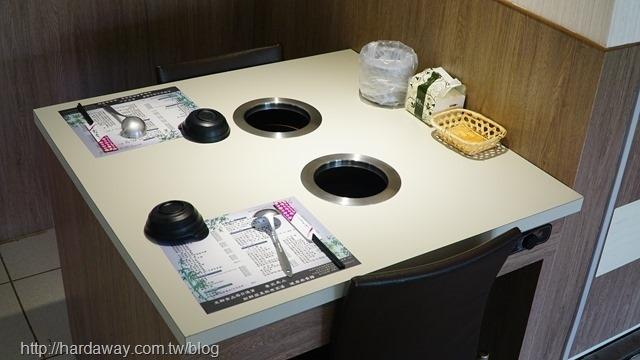 竹棧日式涮涮鍋