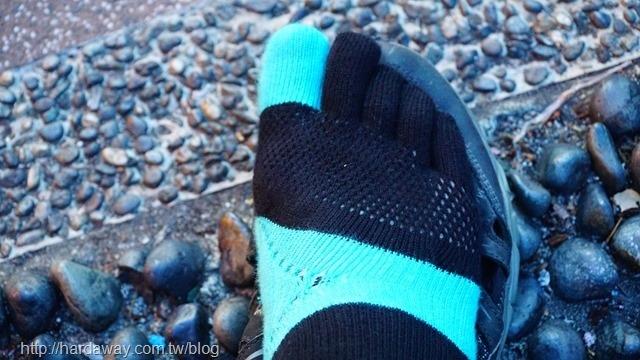 飛爾美五趾襪