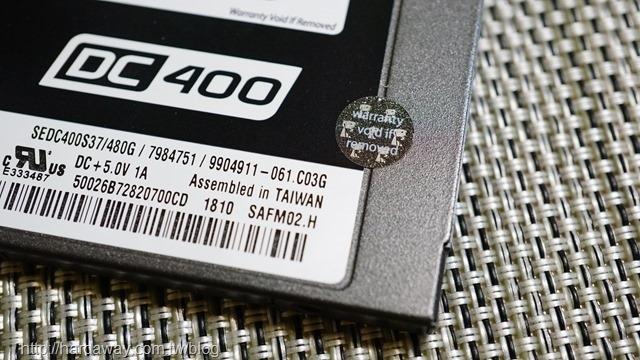 金士頓DC400 SSD