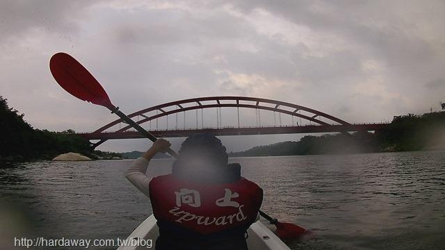 秀姑巒溪泛舟