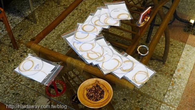 咖啡手環DIY