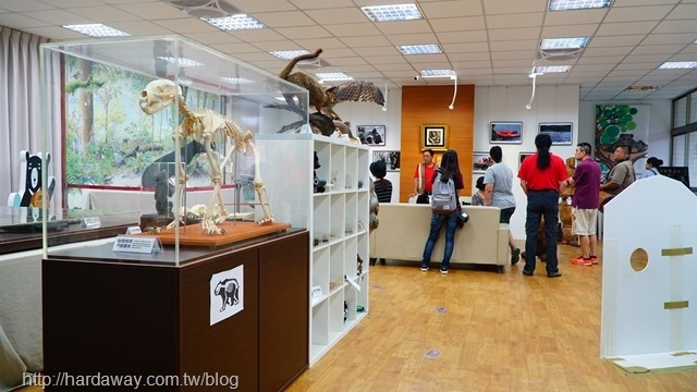 台灣黑熊教育館