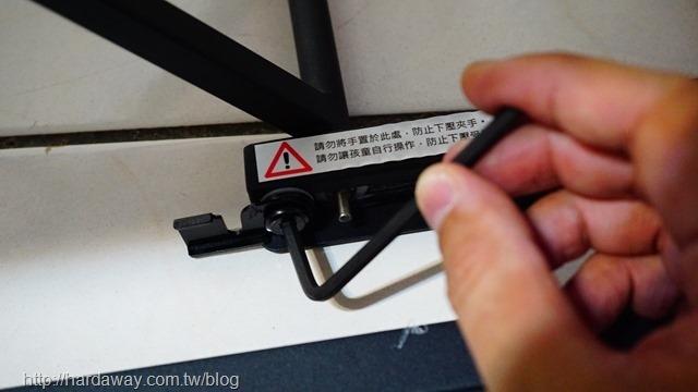 aka筆電型坐站升降桌