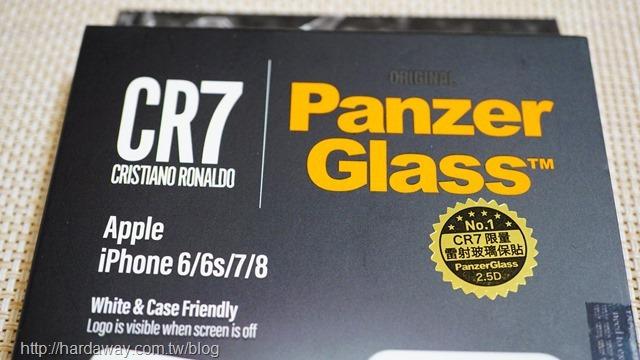 PanzerGlass CR7鋼化玻璃保護貼