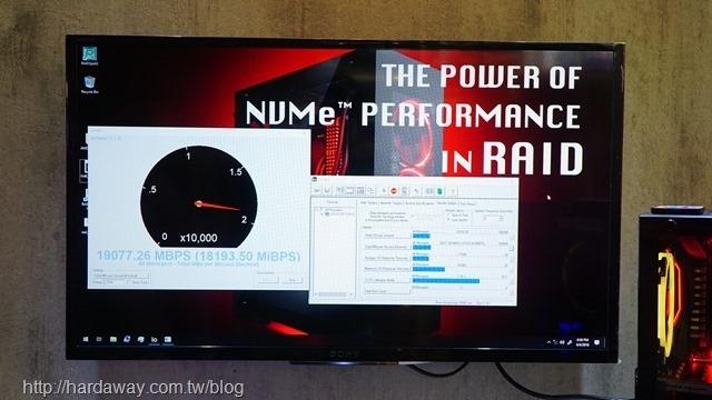 WD Black NVMe SSD速度