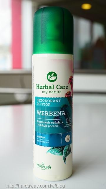 Herbal Care馬鞭草植萃足部清新噴霧