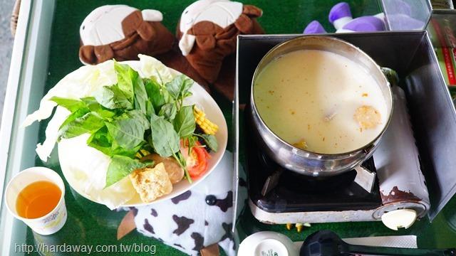 吉蒸鮮奶火鍋