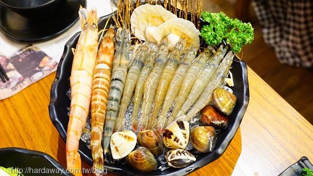 海老總匯蝦