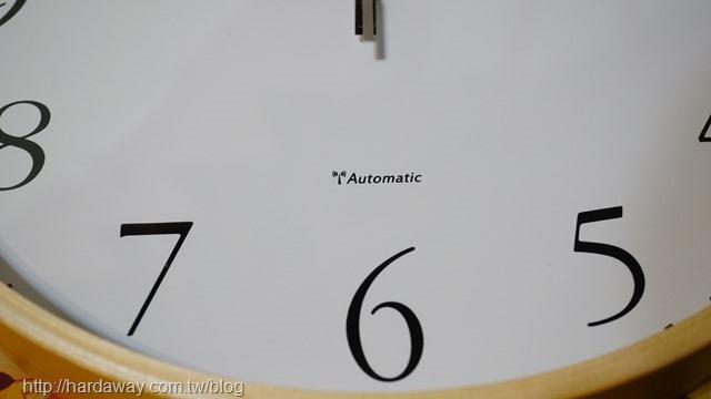 法詩計時電波鐘