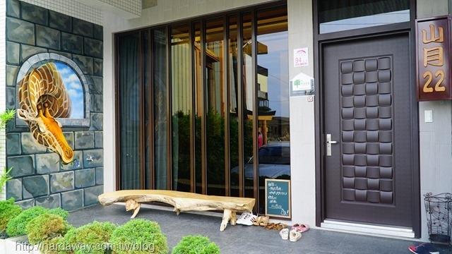 山月22彩繪日本館