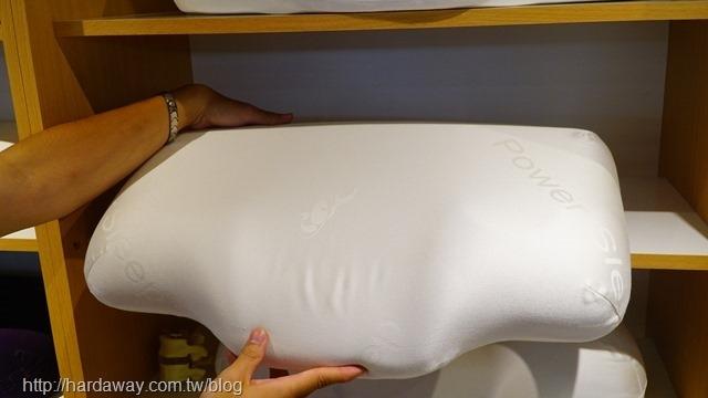 釋壓量訂科技乳膠枕