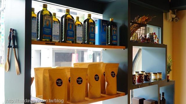 Blublu kafe烘焙咖啡豆