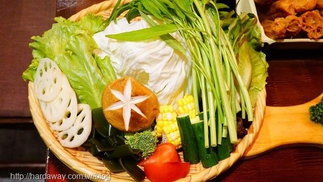 綜合蔬菜拼盤