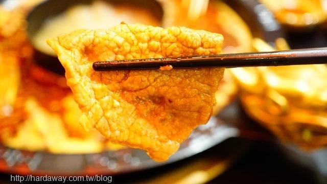 巴蜀麻辣嫩牛肉片
