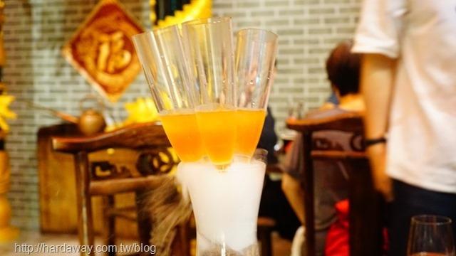 冬瓜檸檬汁